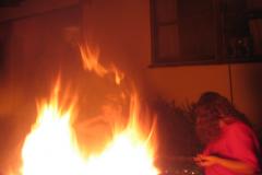 The Fire Dances